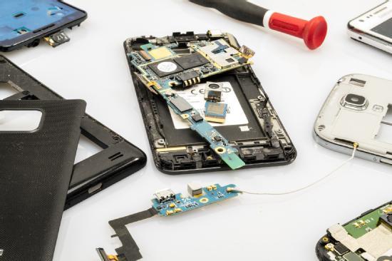 Curso experimental de reparación de móviles
