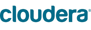 Logo Cloudera. Big Data