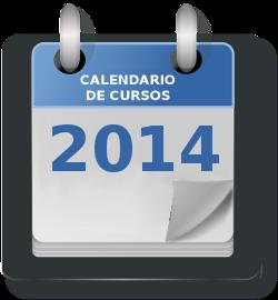 Calendario de cursos TIC 2014
